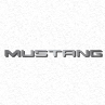Mustang Bumper Inserts